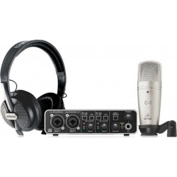 Behringer U-Phoria Studio PRO interfaccia audio